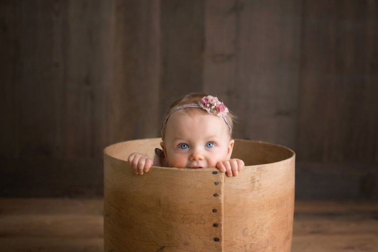 cute styled sitter session